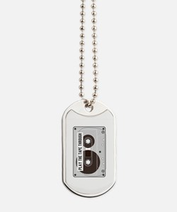 Play the Tape Dog Tags