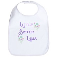 Little Sister Lydia Bib