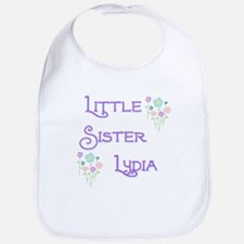 Little Sister Lydia Bib