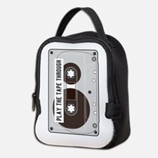 Play the Tape Neoprene Lunch Bag