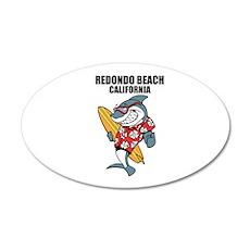 Redondo Beach, California Wall Decal