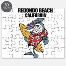Redondo Beach, California Puzzle