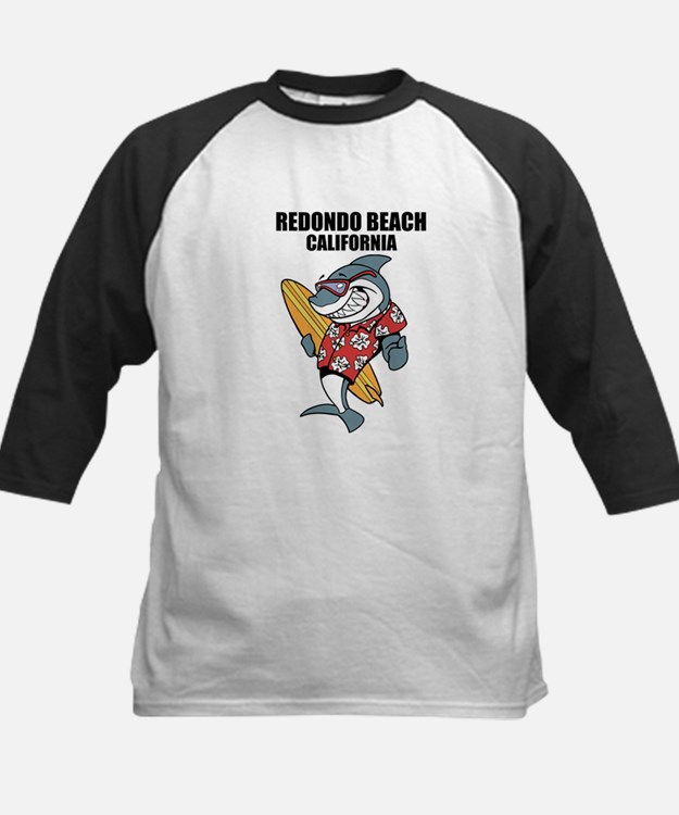 Redondo Beach, California Baseball Jersey