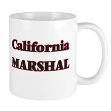 California Marshal Mugs