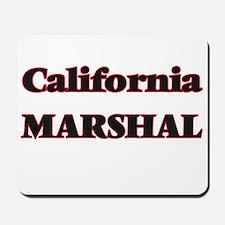 California Marshal Mousepad