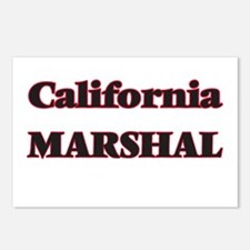 California Marshal Postcards (Package of 8)