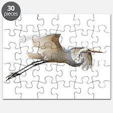 Helaine's Soaring Egret Puzzle