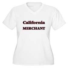 California Merchant Plus Size T-Shirt