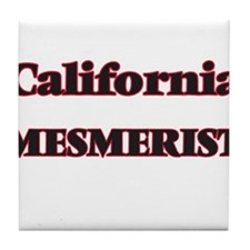 California Mesmerist Tile Coaster