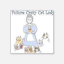 Futurecatlady.png Sticker