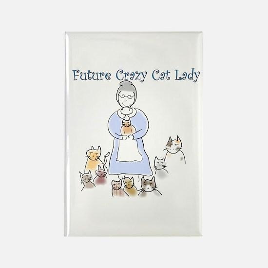 Futurecatlady.png Magnets