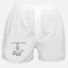 Futurecatlady.png Boxer Shorts