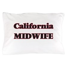 California Midwife Pillow Case