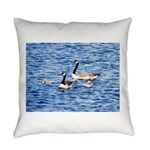 Canada Geese Everyday Pillow