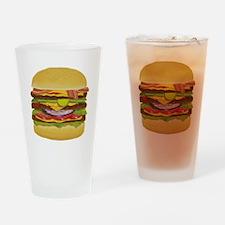 aaabugerartr.JPG Drinking Glass
