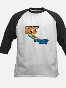 RT Respiratory Therapy Breathe Eas Baseball Jersey