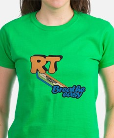 RT Respiratory Therapy Breathe Easy T-Shirt