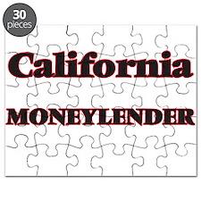 California Moneylender Puzzle