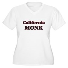 California Monk Plus Size T-Shirt