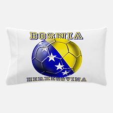 Bosnia Herzegovina Football Pillow Case