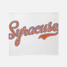 Syracuse Throw Blanket