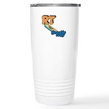 RT Respiratory Therapy Travel Mug