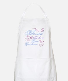 Blessed To Be A Great Grandma Apron