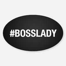 Hashtag Bosslady Decal