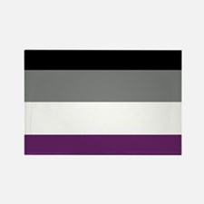 Asexuality Flag Magnets
