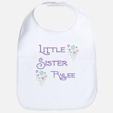 Little Sister Rylee Bib