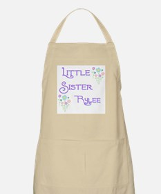 Little Sister Rylee BBQ Apron