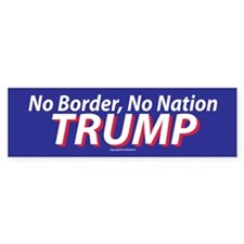 Trump Bumper Bumper Sticker