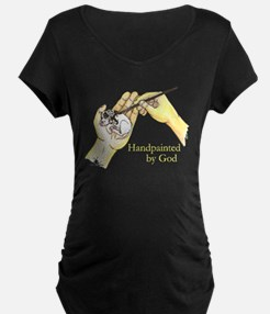 Handpainted by God T-Shirt