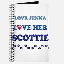 Love Jenna Love Her Scottie Journal
