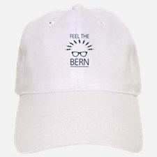Feel the Bern Baseball Baseball Cap
