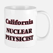 California Nuclear Physicist Mugs