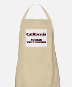California Nuclear Waste Engineer Apron