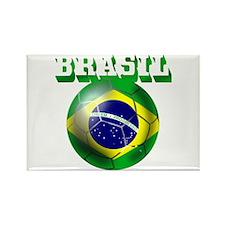 Brasil Football Magnets