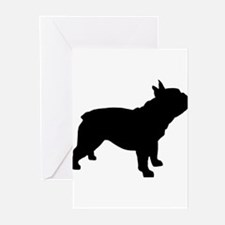 French bull dog Greeting Cards (Pk of 20)