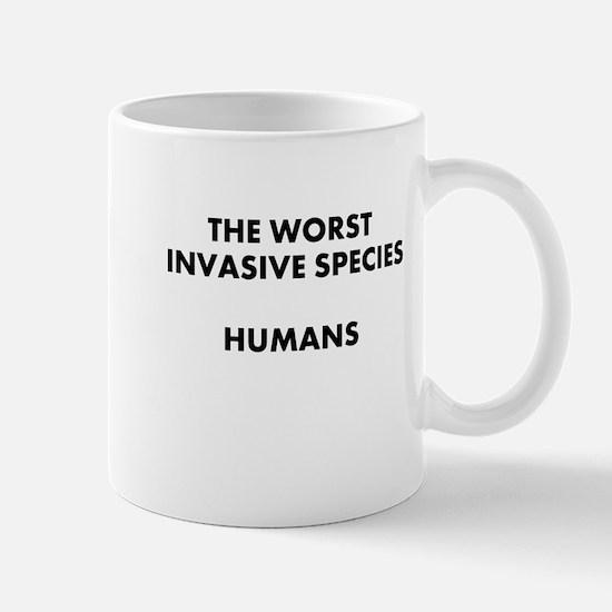 The Worst Invasive Species Mugs