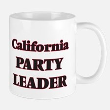 California Party Leader Mugs