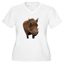 Warthog Plus Size T-Shirt