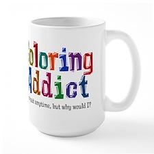 Coloring Addict Mugs