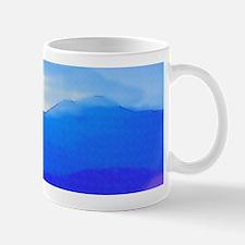 Watercolor Sunrise Mugs