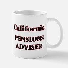 California Pensions Adviser Mugs