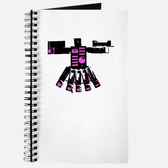 Sculpture Pink Journal