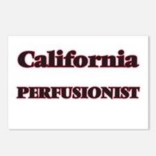 California Perfusionist Postcards (Package of 8)