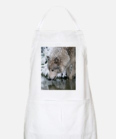 Cool Wolf Apron