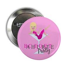 Bachelorette Party (girl in martini glass) Button