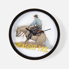 Draggin Tail  Wall Clock